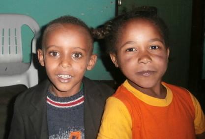 language class kids- wendeme, Mimilu