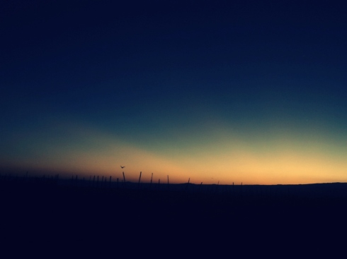 Sunrise over Iteya
