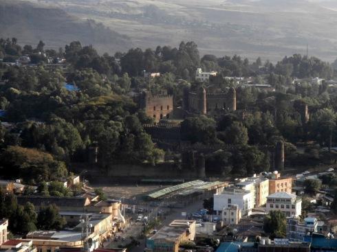 Gondar Skyline