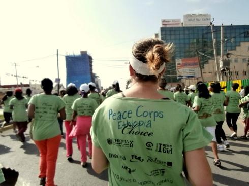 Representing Peace Corps Ethiopia