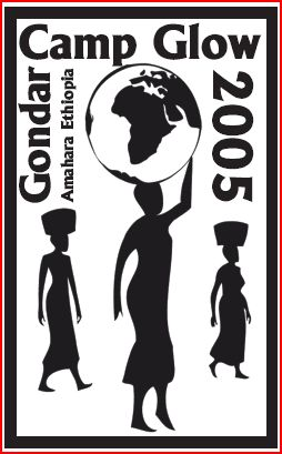 This year's Camp GLOW (Girls Leading our World) - 2005 Ethiopian Calendar (2013 for us)