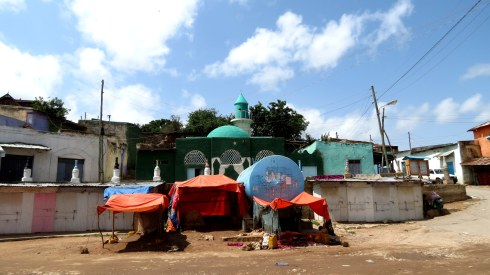 Harar is the 4th holiest city in Islam - the old city boast 88 mosques