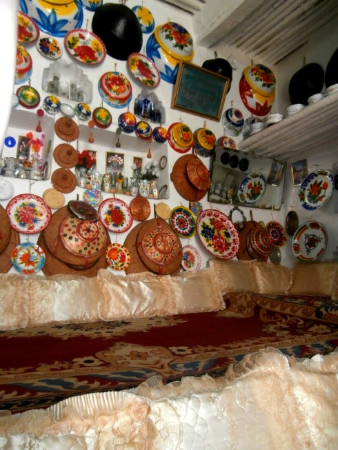 A typical Harari home