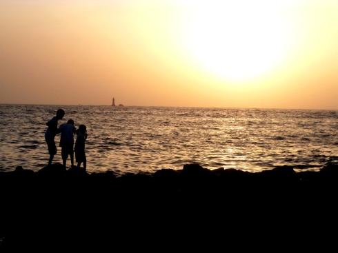 Dakar at Sunset