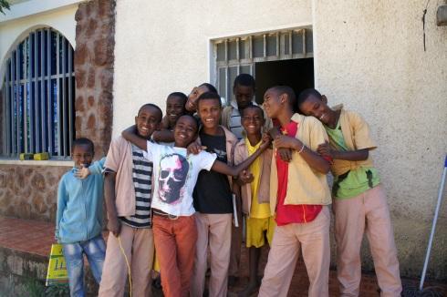 Fasil Boys' Shelter