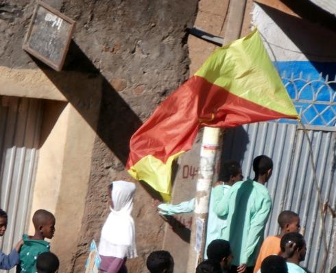 Amhara Flag