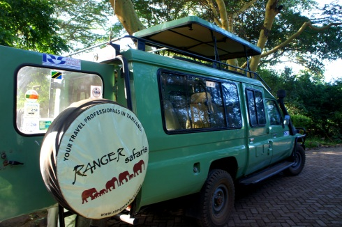 Our tour company - Ranger Safaris