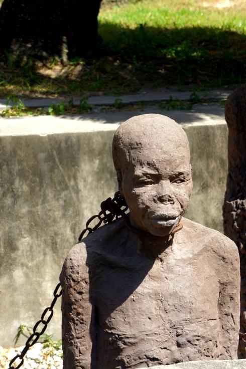 Stonetown slave monument