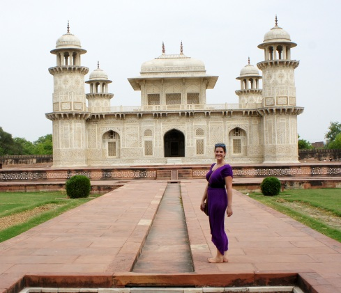 The baby taj! or some other mosoleum
