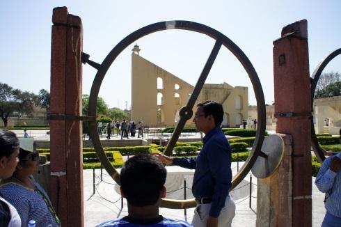 The Jaipur observatory