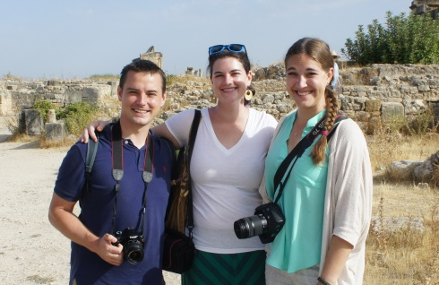 proof we went on the trip together! Peace Corps Ethiopia!