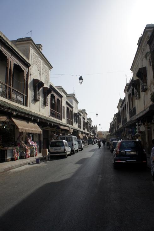 The Jewish Quarter, more open