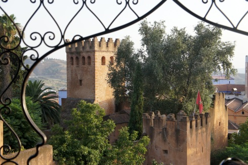 The old Kasbah