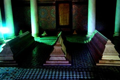 Saddien Tombs - 3 Kings