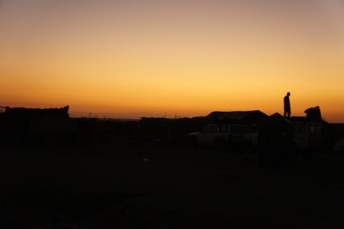 Sunrise in Afar