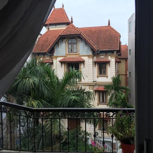 Westlake District of Hanoi.