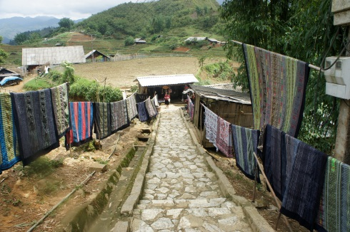 Cat Cat Village (Hmong)
